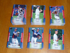 Lot (31) CORY GEISLER Texas 2009-2009 Upper Deck USA Card UD *Hard to Find