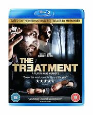The Treatment Blu-ray