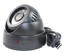 ZVision USB Port 24IR CCTV Night Vision Camera InBuilt DVR with Memory Card Slot