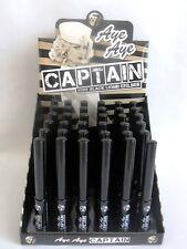 w7 Flüssig Liquid Very Black Eyeliner Aye Aye Captain sehr Schwarz 5 ml