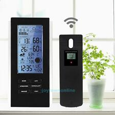 In/Outdoor Wireless Weather Station&Sensor Home Temperature Humidity Barometer