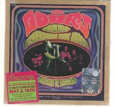 THE DOORS LIVE IN PITTSBURGH CIVIC ARENA MAY 2, 1970 CD SEALED!!!