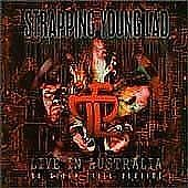 Strapping Young Lad - No Sleep Till Bedtime (Live Recording, 1998)