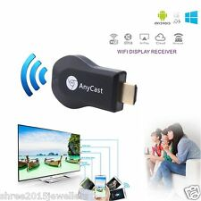 1080P Anycast WiFi Display Receiver AV Dongle DLNA Airplay Miracast HDMI