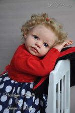 "ChAnELLe DoLL KiT By JaNNiE De LaNgE 26"" Kit ~ REBORN DOLL SUPPLIES"