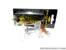 Deps Realiser Jr. Floating Crankbait Lure - 01 Real Bluegill