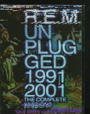 Rem - Unplugged 1991/2001 The Complete Sessions .Greek promo