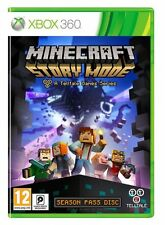 Minecraft: Story Mode Xbox 360 NEW SEALED FAST DISPATCH