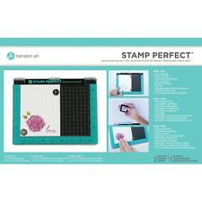 Stamp Perfect  Hampton Art Tool With Magnets Stamp Positioning Tool