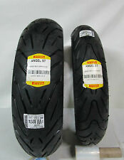 COPPIA GOMME PNEUMATICI PIRELLI ANGEL ST 120/60/17 DOT 2014 160/60/17 DOT 2014