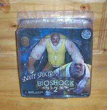 BIOSHOCK BIO SHOCK BRUTE SPLICER EXCLUSIVE ACTION FIGURE PS3 PLAYSTATION X BOX