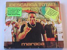 Maraca Descarga Total! CD Salsa