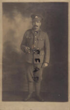 WW1 Soldier Pte DCLI Duke of Cornwall's Light Infantry