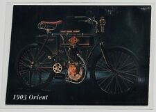 MOTORCYCLE Promo Card Lot of 2 - Indian Series II #8 In Line 02