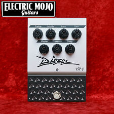 Diezel VH4 Overdrive Distortion Preamp Pedal