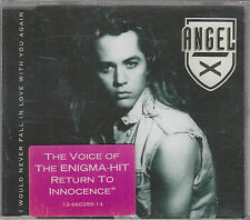 MICHAEL CRETU / ENIGMA  /  RARE CD THE VOICE OF ENIGMA  ANGEL X !!!!!!!!!!