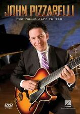 John Pizzarelli Exploring Jazz Guitar Learn to Play Beginner Lesson Music DVD