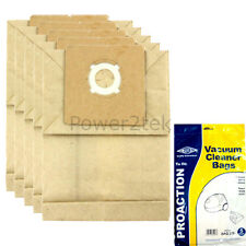 5 x VC Dust Bags for Proaction Compact DD818 4053400 Vacuum Cleaner
