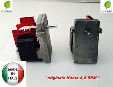 Motoriduttore stufe pellet MASCHIO Kenta K 917 RPM 8,5 ORIGINALE MADE IN ITALY