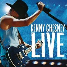 KENNY CHESNEY Live Those Songs Again CD 2006 Country USA * TOP