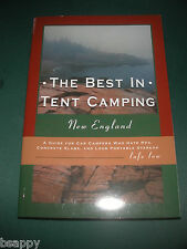 Tent Camping New England Guide for Car Campers Who Hate RVs, Concrete Slabs LOW