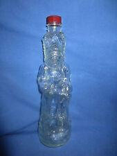 ancienne bouteille verre pere noël liqueur benoit serres  toulouse Legras ?
