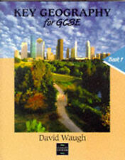 Key Geography for GCSE: Bk. 1 by David Waugh (Paperback, 1995)
