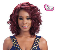 Equal Synthetic Invisible Lace Front L Part Wig Tammi