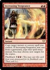 INCREASING VENGEANCE Dark Ascension MTG Red Instant RARE