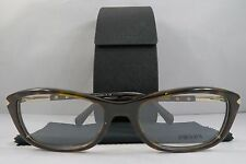Prada VPR 04P 2AU-1O1 Dark Havana New Authentic Eyeglasses 54mm w/Case