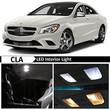 13x White Interior LED Light Package Mercedes Benz CLA250 CLA CLA45 AMG + TOOL