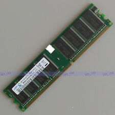 Samsung 1GB PC3200 DDR400 400MHz DIMM Desktop memory RAM Low density for Dell,HP