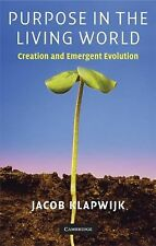 Purpose in the Living World? : Creation and Emergent Evolution by Harry Cook...