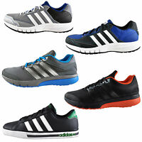 Adidas Mens Trainers Running Gym Casual From £19.99 Free P&P