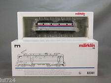 MARKLIN HO SCALE 83341 AMTRAK DELTA ELECTRIC LOCOMOTIVE #X995