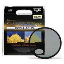 Kenko Slim Designed New Frame Smart Cir Polarizing CPL Camera Lens Filter 77mm