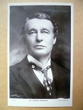 Postcard- Theater Actors SIR CHARLES WYNDHAM, No.102 E (Rotary Photographic)