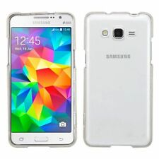 For Samsung GALAXY Grand Prime G530 Clear Hybrid Snap On Hard Back Case Cover