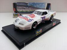 Slot Scalextric Revell 08355 Greenwood Corvette Riverside Sebring '75 Nº75