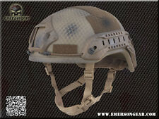 EMERSON ACH MICH 2001 Helmet-Special action version (SEALs Painted) EM8979D
