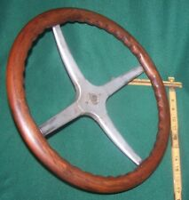 TEENS-1920s STEERING WHEEL ACCESSORY antique BICYCLE vintage WOW RARE seen one?
