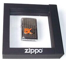 Zippo Mainzelmännchen Emblem Limited Edition 50Jahre ZDF 2003764 xxx/500 NEU!