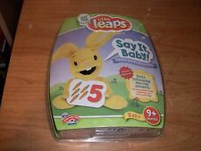 (3) Leap Frog Baby Little Leaps First Steps Play & Move Learning (2006 Games)