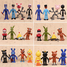 Set of 12Pcs FNAF Five Nights at Freddy's Action Figures Toys Kids Xmas Gift Toy