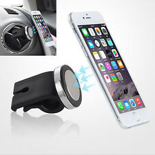 1x Universal Black Car Automobile Air Outlet Phone Stand Mount Holder Cradle