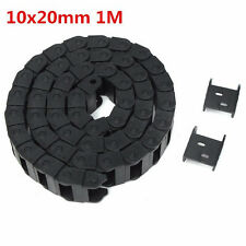 10x20mm R28 1000mm Cable Drag Chain Wire Carrier