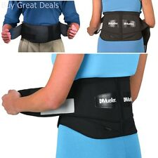 Lower Back Support Waist Lumbar Brace Belt Lifting Pain Medicine Cushion Pad New
