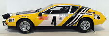 Otto 1/18 Scale OT201 Alpine A310 Gr.4 Monte Carlo Rally 76 Resin cast Model Car