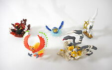 Pokemon Kaiyodo Figure Giratina Ho oh Arceus Kyogre Groudon Set of 5 Lot