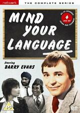Mind Your Language - Complete LWT Series [DVD] - Mind Your Language
